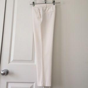 Cream knit dress pants Body by Victoria's Secret